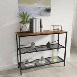 YITAHOME Console Table End Side Stand Table Hallway Entryway Desk Living Room $67.69