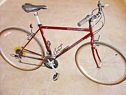 SPECIALIZED Bike 20quot; STEEL Frame 700c Fitness City Commuter Bicycle. FAST $595.00