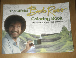 The Official Bob Ross Coloring Book: The Colors of the Four Seasons Paperback $11.78