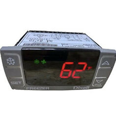 Dixell Temperature Control XR06CX 4N1F1 Programmable Commercial For Freezer 120V