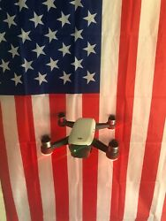 DJI Spark Camera Drone Tons of Extras $325.00