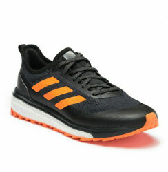 Amputee RIGHT SHOE ONLY ADIDAS Response Trail Black Running Shoe MEN size 9 $13.74