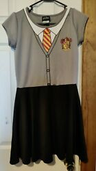 Lot Of 2 Teen Dresses Size Medium Harry Potter And Toki Doki