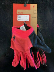 Specialized XC Lite MTB Gloves Pink Sizes LG and XL $18.00