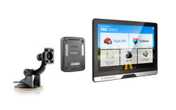 RAND MCNALLY TND T80 8quot; TRUCK GPS TABLET LIFETIME MAPSamp; TRAFFIC NEW OPEN BOX $196.49