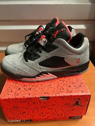 Used Air Jordan 5 Low quot;Neymarquot; Size 12 $220.00