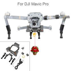 Double Release Air Dropping Fishing Bait Thrower System For DJI Mavic Pro Drone $36.18