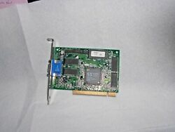 STB Systems 210 0203 001 PCI Video Card EKSUSA765PCI 1X0 0360 309 $99.98