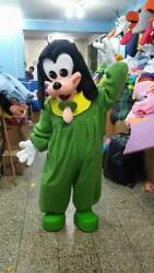 Baby Goofy Mascot Party Costume Adult Deluxe Outfit Halloween Cosplay Character $299.00