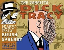 Complete Chester Gould#x27;s Dick Tracy Volume 20 $26.13