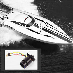 UDI005 50km h Brushless RC Racing Boat Remote Control Hobby Toy Birthday Gift US $169.98