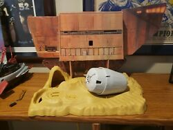 Vintage Star Wars Land Of The Jawas Action Playset 1979 $79.99