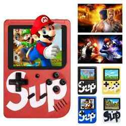 Mini Retro Handheld Game Console System 400 Games In 1 Built In Color USA Ship $16.99