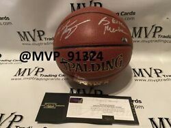 Kobe Bryant Authentic Signed F S Spalding Ball w Black Mamba Inscribed Panini $14999.99
