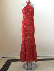 """Chinese Wedding Party Traditional Dress Cheongsam Gown Size L C36"""" W29"""" $79.99"""
