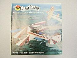 Vintage Great Planes RC Kits amp; Accessories Catalog 1994 Edition $20.00