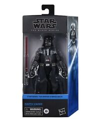 Star Wars Black Series Darth Vader 6 Inch Action Figure New Packaging *IN HAND $32.00