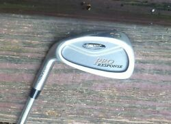 New Spalding Pro Response left hand iron set $90.00