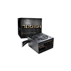 EVGA Power Supply 100 BR 0700 K1 700 BR 700W 80BRONZE 12V PCI Express 120mm Lon $159.12