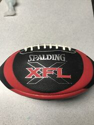 XFL Football Original By SPALDING Game Ball Full Size $144.99