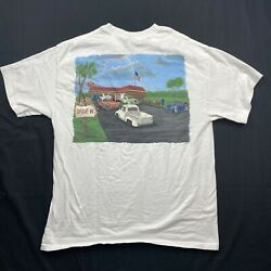 Vintage In N Out Burger California Large Short Sleeve T Shirt $15.00