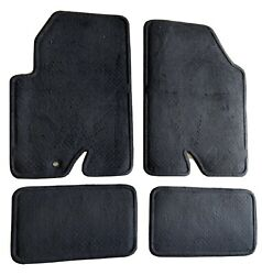 FORD ESCAPE OEM Factory Replacement Floor Mats 2002 2012 Black Carpet 4 mat set $99.99
