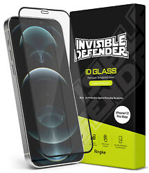 For iPhone 12 Pro Max Screen Protector iPhone 12 Mini Glass Protector Ringke $8.99