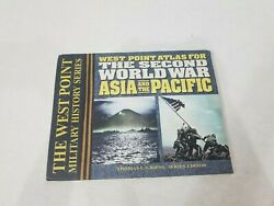 West Point Atlas for the Second World War Asia and the Pacific LN Excellent $23.99