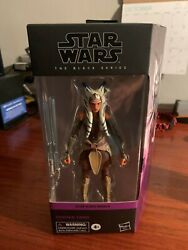 Star Wars Rebels Black Series Ahsoka Tano Figure MISB 2020 Hasbro Case Fresh $39.99