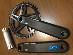 Cannondale Hollowgram Si Crankset with Stages Power Meter SPM1 175mm 40T $499.00