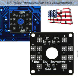 Power Battery Connection Boar CC3D For Quadcopter Flight Controller WF $3.89