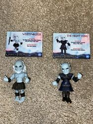 Game Of Thrones Action Vinyls Whote Walker amp; The Night King $14.99