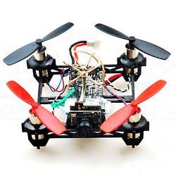 Eachine QX80 80mm Micro Brushed Quadcopter Kit with 2 LiPos AIO Camera TX 5.8G $49.95