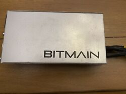 3 Bitmain Power Supply APW3 PSU for Antminer ASIC Miner S9 L3 D3 A3 T9 1600W $100.00
