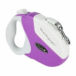 Retractable Dog Leash – XL Heavy Duty 16ft Leashes for Dogs Up to 110lbs $16.89