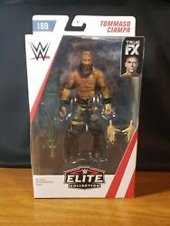 WWE Mattel Elite Collection Series 69 Tommaso Ciampa Wrestling Action Figure New $55.00