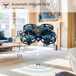 MINI DRONE for Kids RC Nano Quadcopter Altitude Hold Headless Mode By SNAPTAIN $32.84