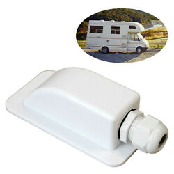 1 X Roof Solar Panel Cable Entry Gland Single Cable Gland Box For Caravan Boat C $15.14