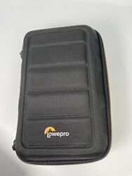 Lowepro Hardside CS 60 Case for Small Drone 2x Cameras 1 2 Lenses Black $27.99