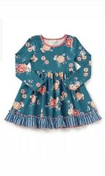 Matilda Jane Dear One Dress Size 8 nwt In Bag Choose Your Own Path Matches Doll. $37.50