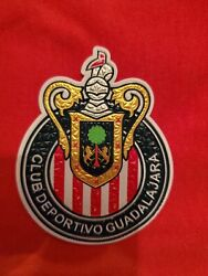 Chivas del Guadalajara 12 star 2020 Team Patch $9.95