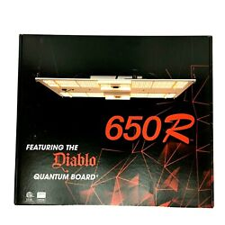 HLG 350R Grow Light Samsung LED Diablo Quantum Board Commercial Indoor Lighting