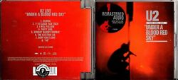 U2 NEW NOT SEALED REMASTERED 2008 CD ALBUM Under A Blood Red Sky PROMO GBP 7.99