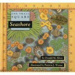 Seashore One Small Square Hardcover By Silver Donald M. GOOD $5.74