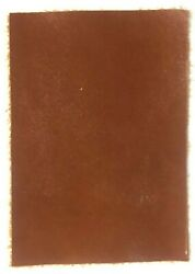Brown Leather Scrap 1 Size 3 1 2 x 5 1 4 Inches $1.89