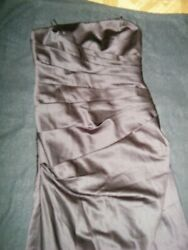 David#x27;s Bridal purple dress size 10 $11.00