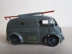 469O 1950#x27;S Tri ang Minic Toys England Morris Commercial post Office Phones