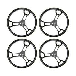 4pcs 2.5inch 3inch RC FPV Indoor Quadcopter Drone Anti Collision Propeller Guard $7.99
