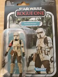 Scarif Stormtrooper Rogue One Star Wars Vintage Collection VC133 Kenner $18.99