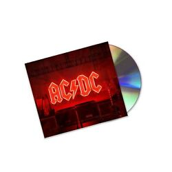 AC DC POWER UP Audio CD New 2020 Sealed Free Shipping Shot in the Dark $13.97